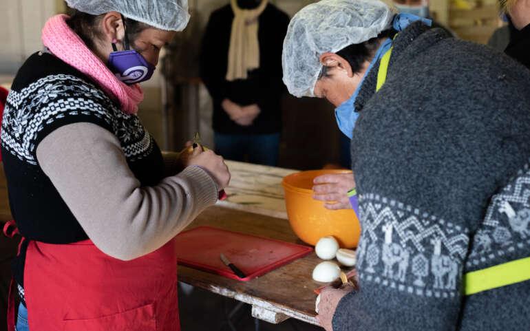 Alimentación colectiva, el debate que nos debemos