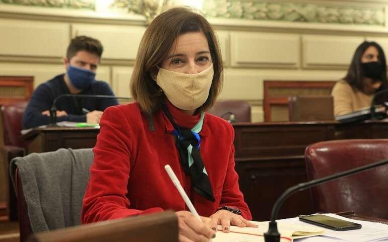 Erica Hynes convocó a reunión urgente para tratar la quema de humedales